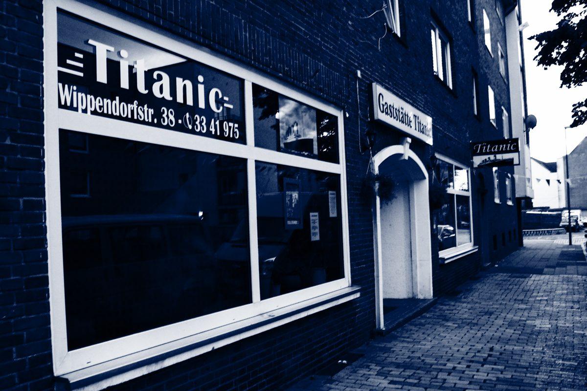 Kampagne: Titanic versenken!